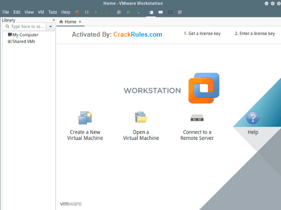 VMware Workstation 2019 Crack