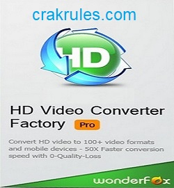 HD Video Converter Factory Pro 18 Crack full Serial Key 2019