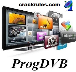 ProgDVB Pro 7.34.1 Crack + Activation Key (New) 2020