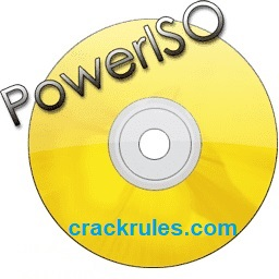 PowerISO 7.7 Crack With Registration Code/Key {2021}