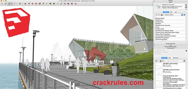 SketchUp Pro 2020 Cracked