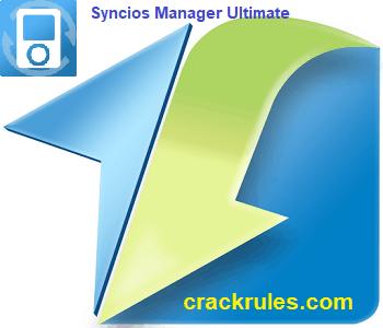 Syncios Crack Ultimate Free Download 2019