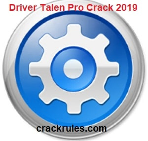 Driver Talent Pro Crack With Activation Code 2019