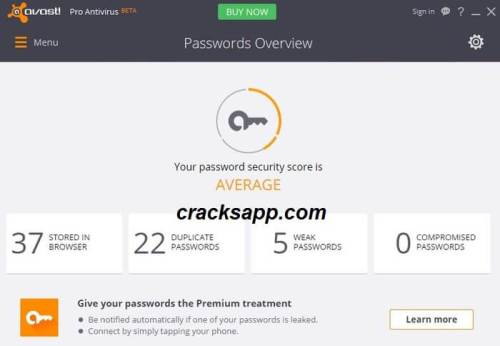 Avast Pro Antivirus 2016 License File till 2038 Free Download