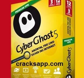 CyberGhost VPN 5 Crack Premium Serial Key Free Download
