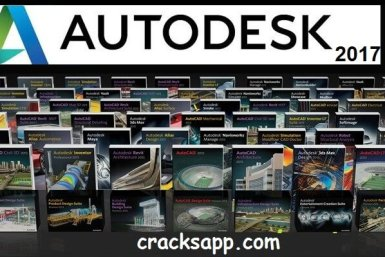 Autodesk 2017 Crack + Universal Keygen Free Download