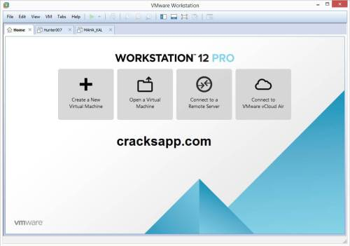 VMware Workstation Pro 12 Serial Key Free Download