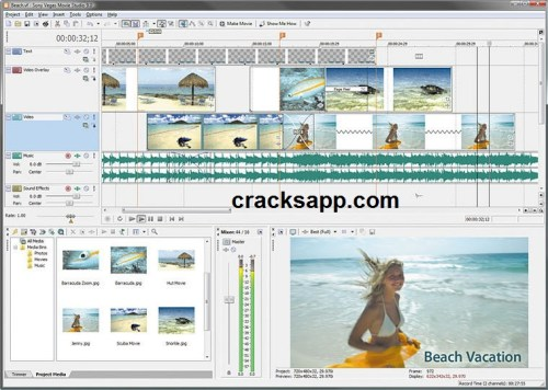 Sony Vegas Pro 11 Crack Free Download