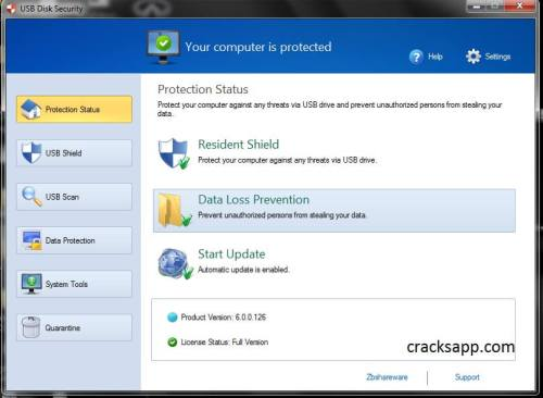 USB Disk Security 2016 Crack Key Full Version Free Download