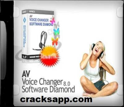 AV Voice Changer Diamond 8.0 Crack Plus Serial Number Download