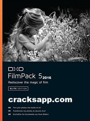 DXO Filmpack Elite 5 Crack Patch For (Mac+Win) 2016 Free Download