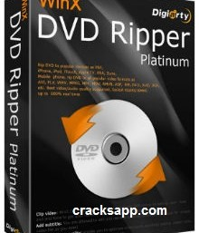Winx Dvd Ripper Platinum 7.5.15 License Key + Crack Full Free