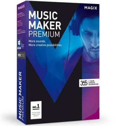 Magix Music Maker 2017 Premium Crack