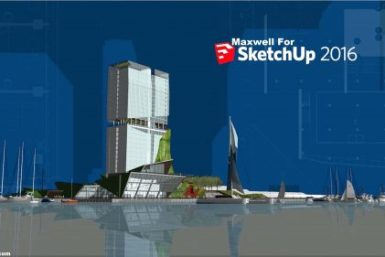 Maxwell for SketchUp 2016 Crack + Serial Key Full Free Download