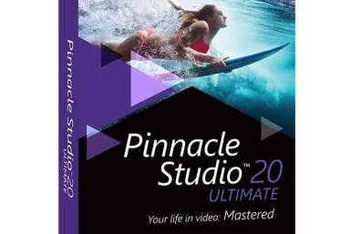 Pinnacle Studio Ultimate 20 Crack