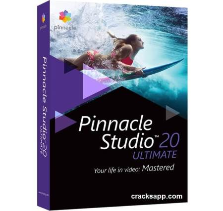 Pinnacle Studio Ultimate 20 Crack