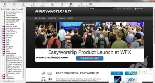 easyworship 6 license file free download