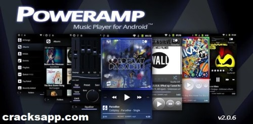 PowerAMP Pro 2.0.9 APK Build 539 Unlocker Full Version