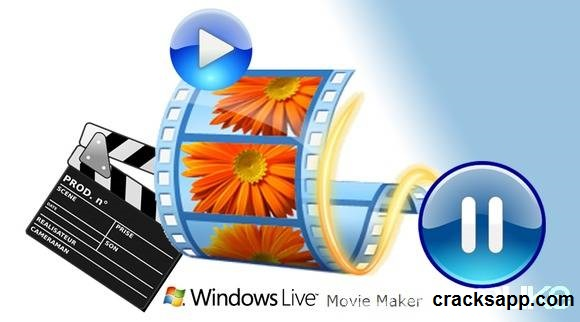 Windows Live Movie Maker 16.4 Crack