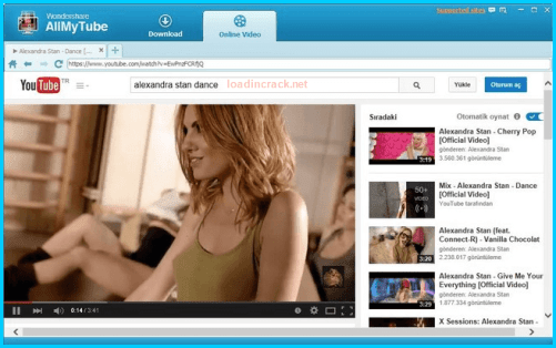 Wondershare AllMyTube 4.9.1 Crack