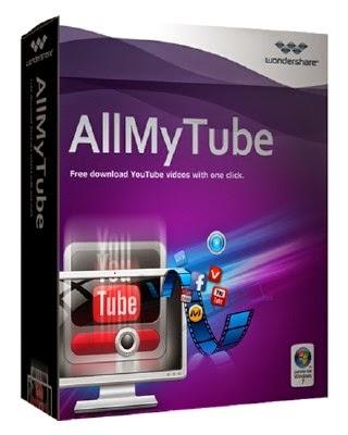 Wondershare AllMyTube Serial Keygen