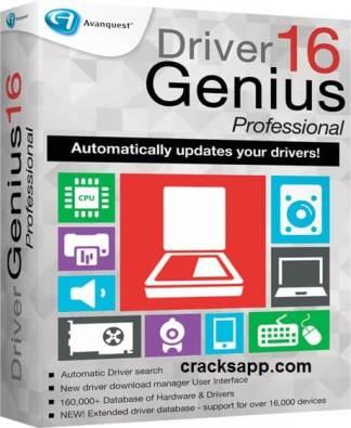 Driver Genius Pro 16 Crack