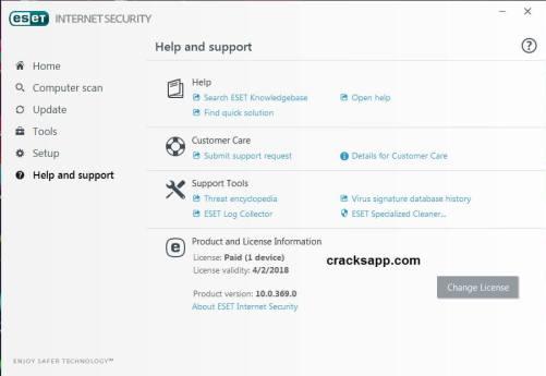 ESET Internet Security 10 Keygen