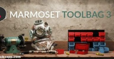 Marmoset Toolbag 3 Crack + License Key