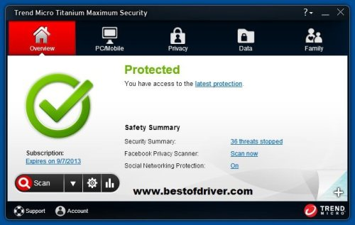 Trend Micro Internet Security Serial Key