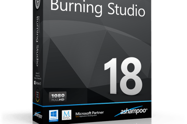 Ashampo Burning Studio 18 Serial Keys Plus Keygen Free