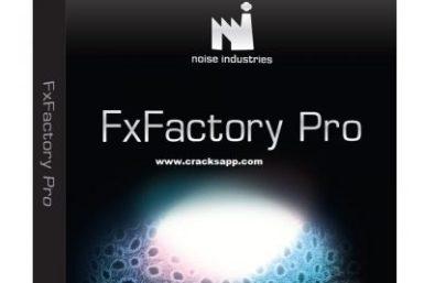 FxFactory Pro 6.0.1 Crack Mac