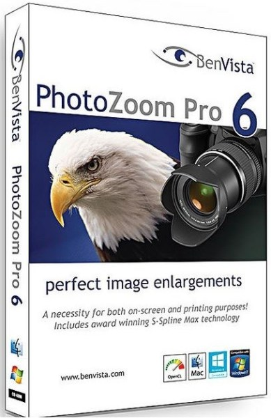 Benvista Photozoom Pro 7 Crack Plus Key Updated Download