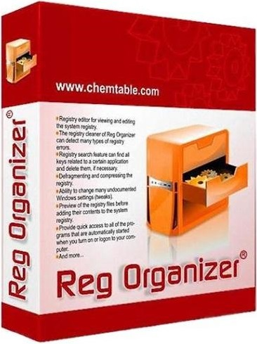 Reg Organizer 7.52 Crack Incl License Key Download
