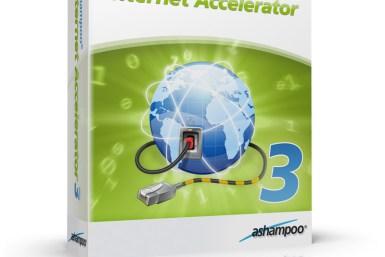 Ashampoo Internet Accelerator 3 Crack With Serial Key