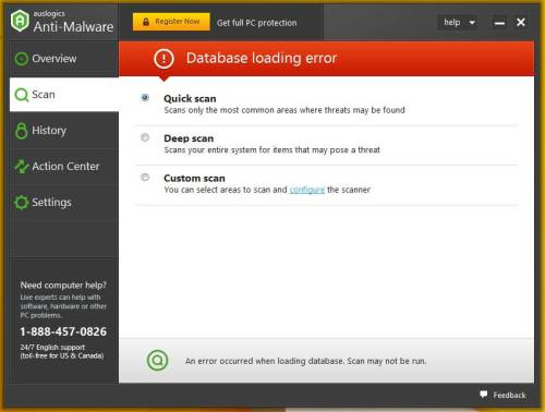 Auslogics Anti-Malware 2017 Serial Key