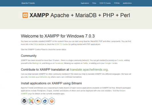 XAMPP v7 Portable Crack With Serial Keygen Full Version Free