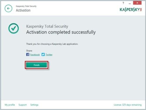 Kaspersky Total Security 2018 Key