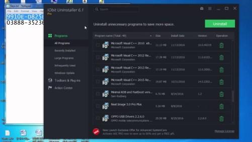 Iobit Uninstaller 6.1 Key