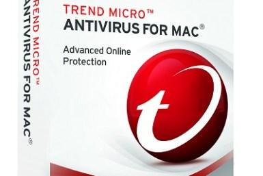 Trend Micro Antivirus for Mac 2017 Crack