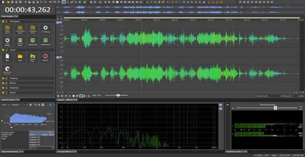 Sound Forge Pro Suite Crack