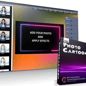 Photo Cartoon Professional Crack v3.0 With Serial Key 2020 for cracksarena