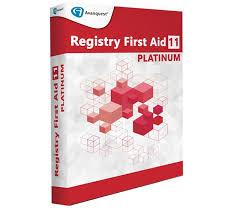 Registry First Aid 11 Platinum Crack With Serial Key 2020 by cracksarena