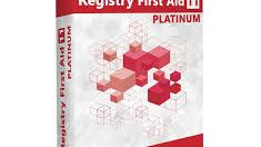 Registry First Aid 11 Platinum Crack With Serial Key 2020 by cracksarena