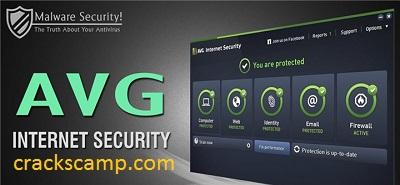 AVG Internet Security 21.4.6266.0 Crack + License Key (Patch) 2021 Download