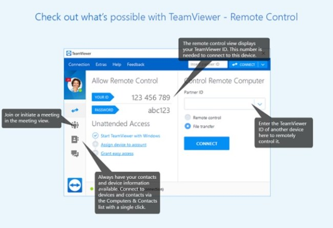 TeamViewer 15.8.3 Crack + Torrent License Key 2020