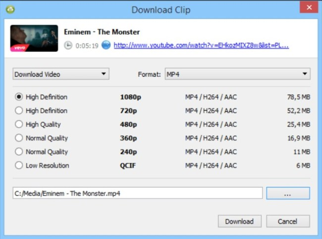 4K Video Downloader 4.8.0.2852 Crack & Lifetime License Key 2019
