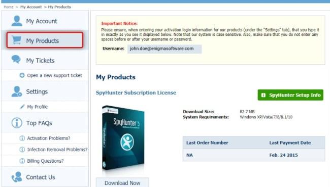 SpyHunter 5 Crack + License Key + Keygen Torrent [2020]