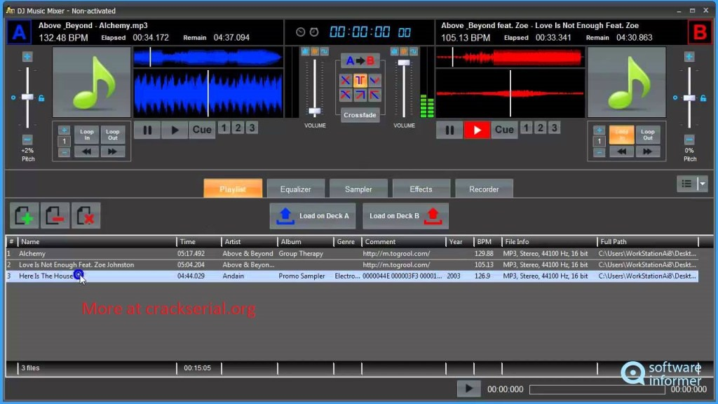 DJ Music Mixer 8.1 Crack + Activation Key Free Download {2019}