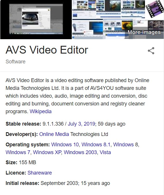 AVS Video Editor 9.1.1.336 Crack With License KEY (Latest)