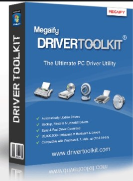 Driver Toolkit 8.5 License Key + Crack Patch 100% Working